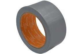 CLOTH DUCT TAPE SILVER 50mmx20m